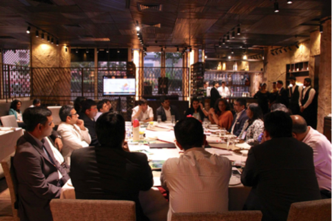 IBM CMO Roundtable in Mumbai
