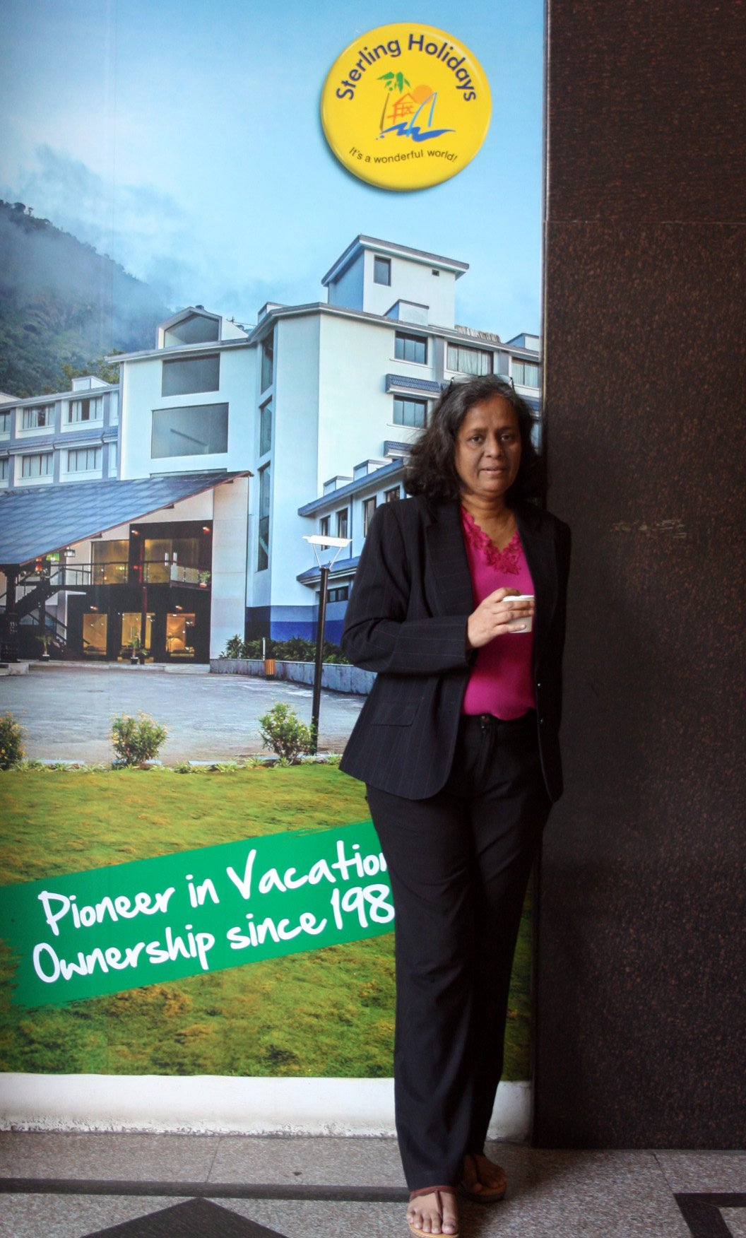 Beyond Pink: Lata Subramanian, Sterling Holiday Resorts