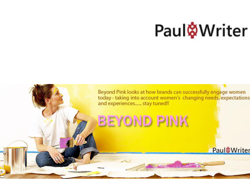 Beyond Pink: Saluting Women in Marketing