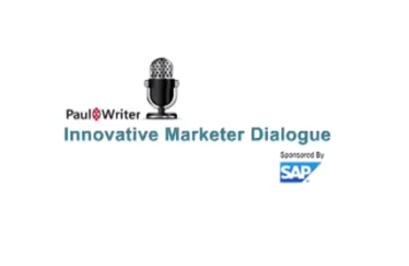 Watch:The Innovative Marketer Dialogue, Sponsored by SAP