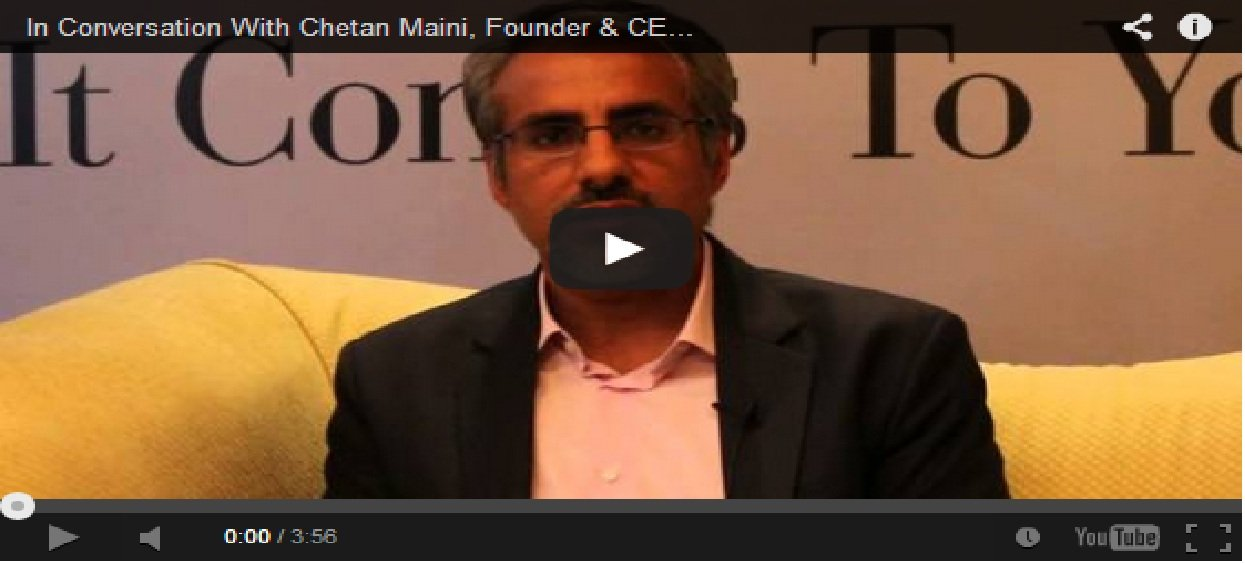 In Conversation With Chetan Maini, Founder & CEO, Mahindra Reva Electric Vehicles