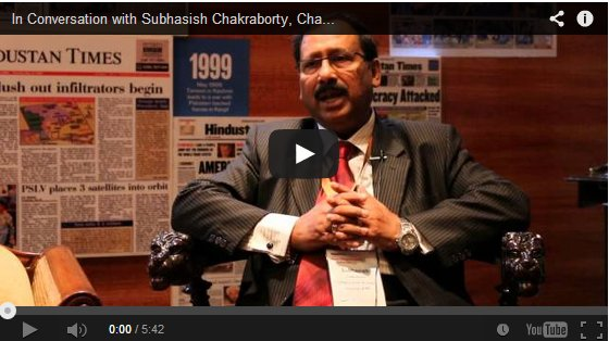In Conversation With Subhasish Chakraborty, Chairman & MD, DTDC Courier