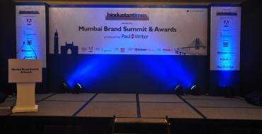 Paul Writer Recognizes the Best in Mumbai Brands at the Mumbai Brand Summit 2014