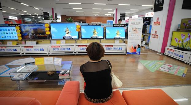 Television_China_market