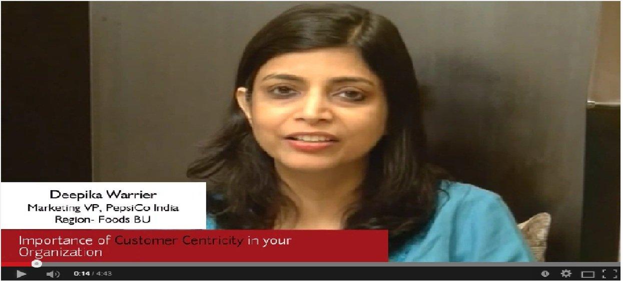 In Conversation with Deepika Warrier, Marketing VP, PepsiCo India, Regions – Food BU