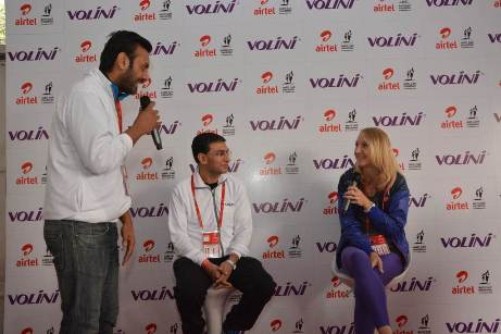 "More Than 7000 Participants of Airtel Delhi Half Marathon Recovered at Volini ""Recovery Zone"""