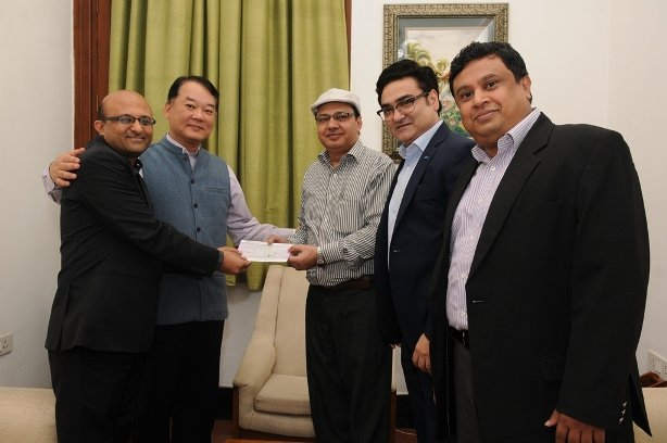 Samsung India Contributes to The Prime Minister's National Relief Fund