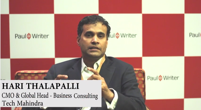 In Conversation with Hari Thalapalli, CMO & Global Head – Business Consulting, Tech Mahindra