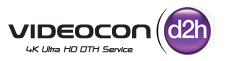 Videocon d2h – India's First 4K Ultra HD Channel