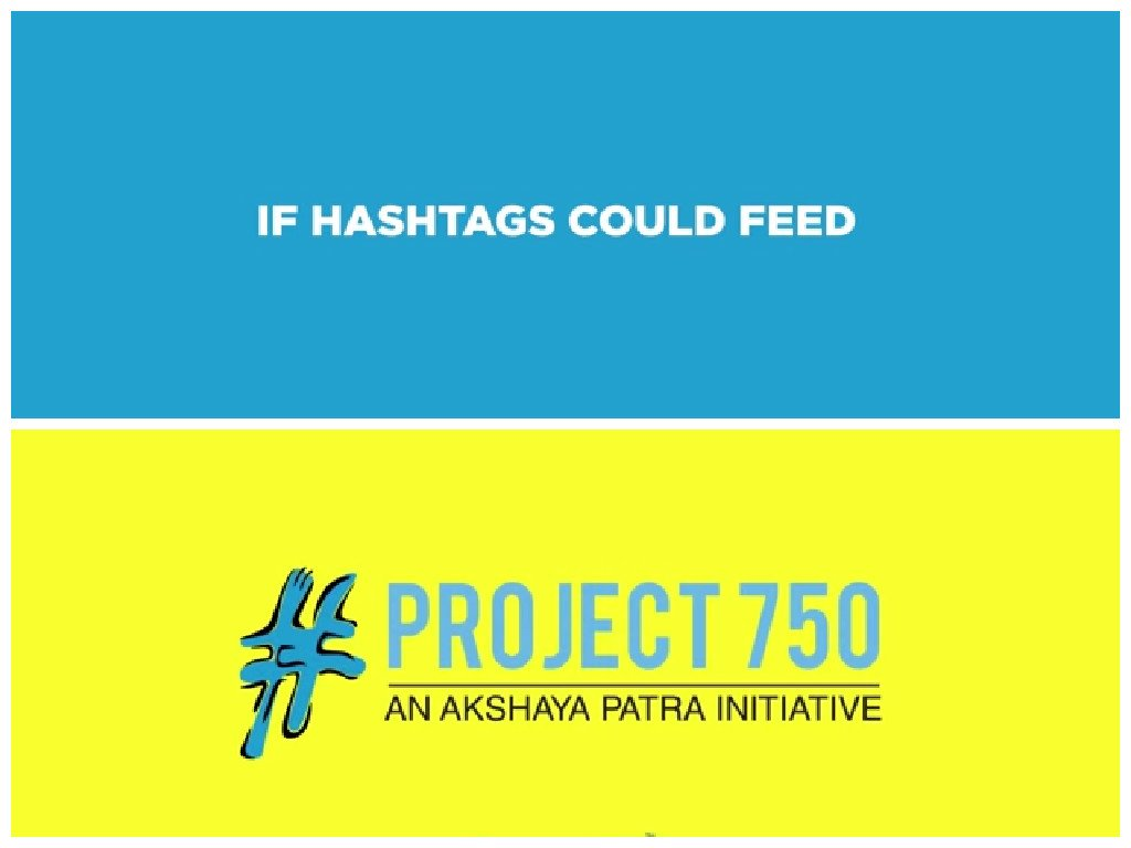 If Hashtags Could Feed…On Social Media Day