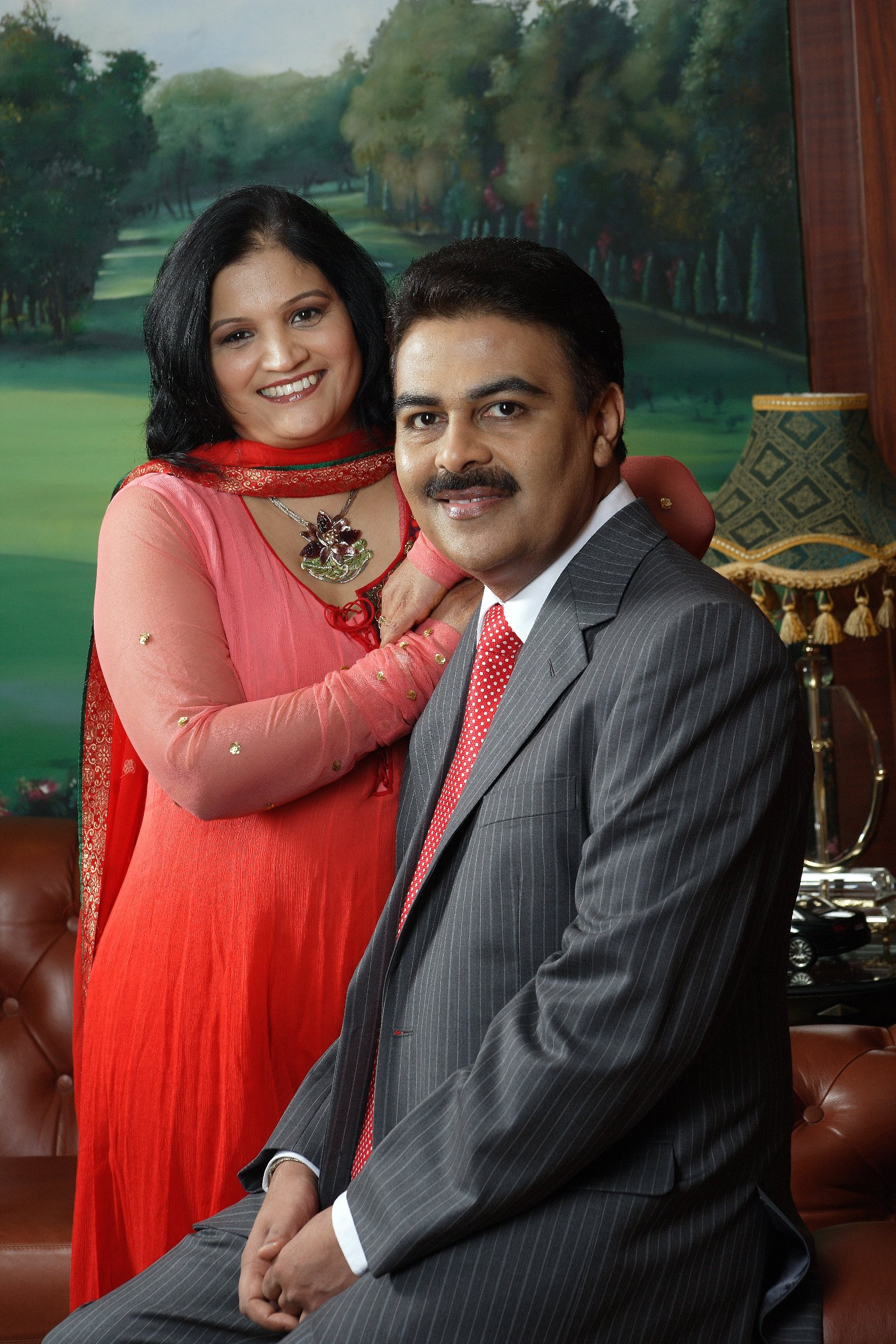 Power Couple: Snehal Mantri, Director- Marketing & HR, Mantri Developers & Sushil Mantri CMD, Mantri Developers