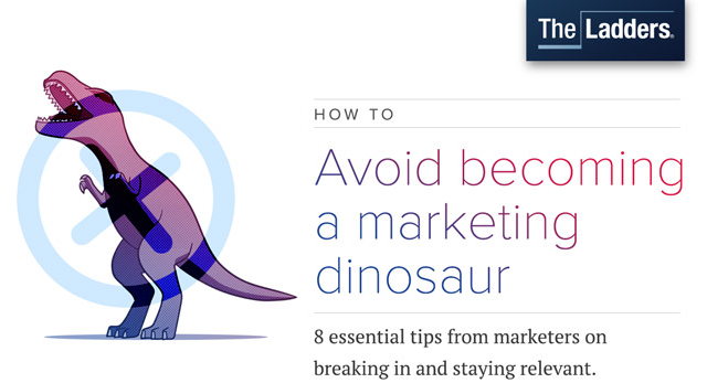 Don't Be a Marketing Dinosaur