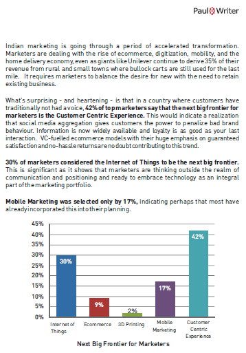Survey Report: The Agency & Marketing Tech Landscape