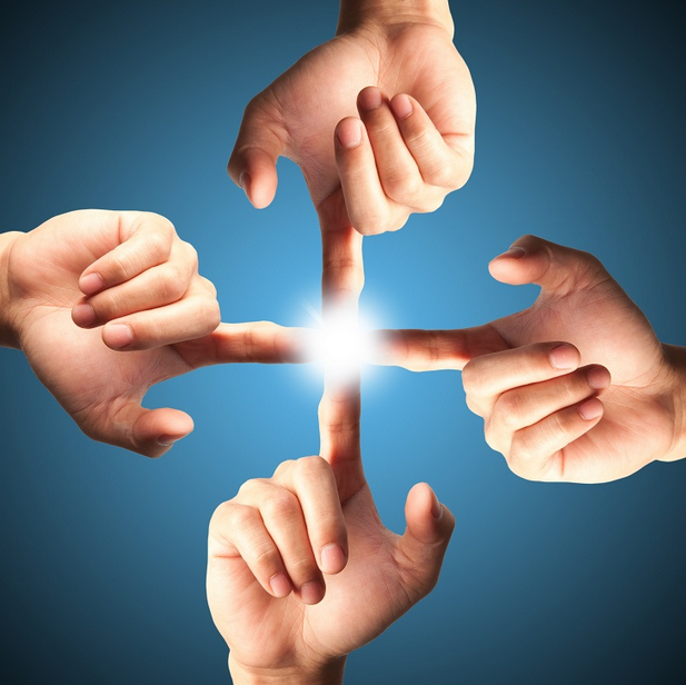 Network Gives You Reach… Community Gives You Power!
