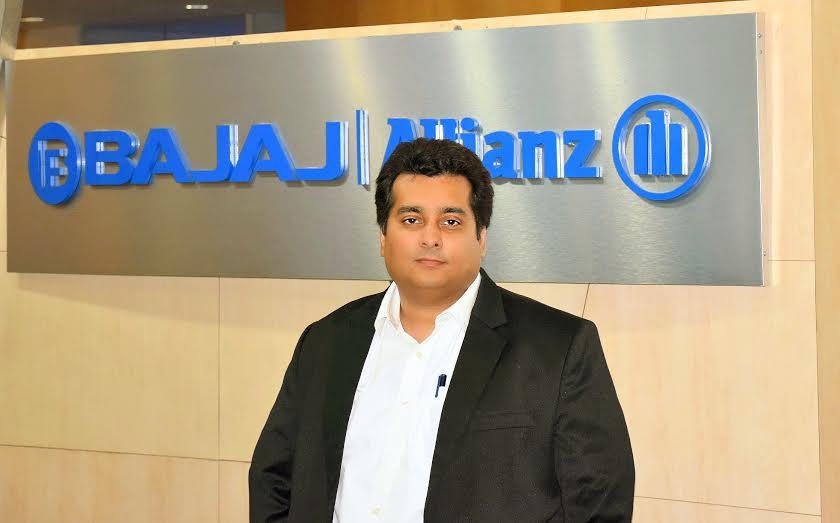 Apps In Your Pocket Ranjan Dutt Bajaj Allianz Life Insurance