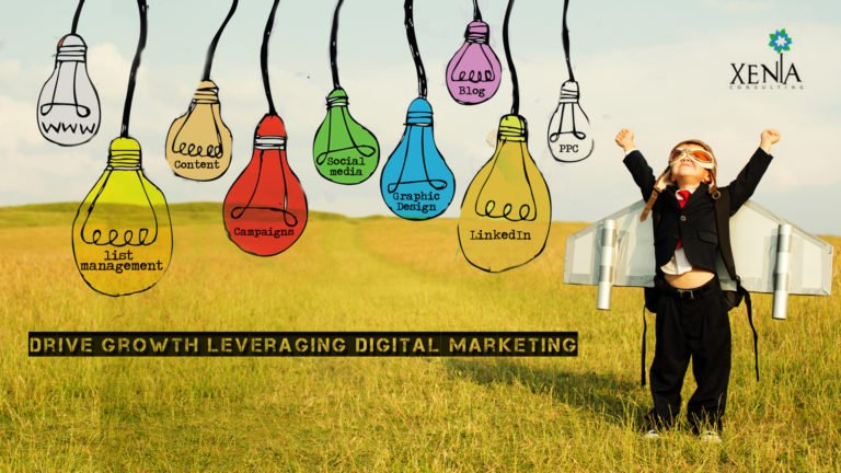 How To Get Started And Drive Growth Leveraging Digital Marketing