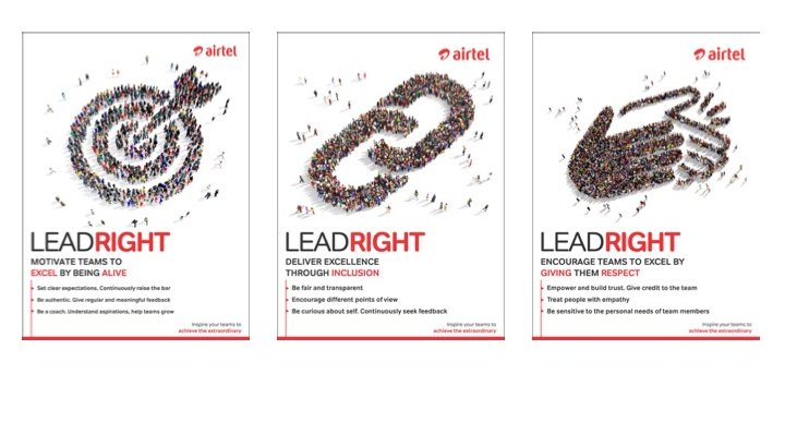 How To Sustain Leadership In A Fiercely Competitive Market? We Say…. Lead Right