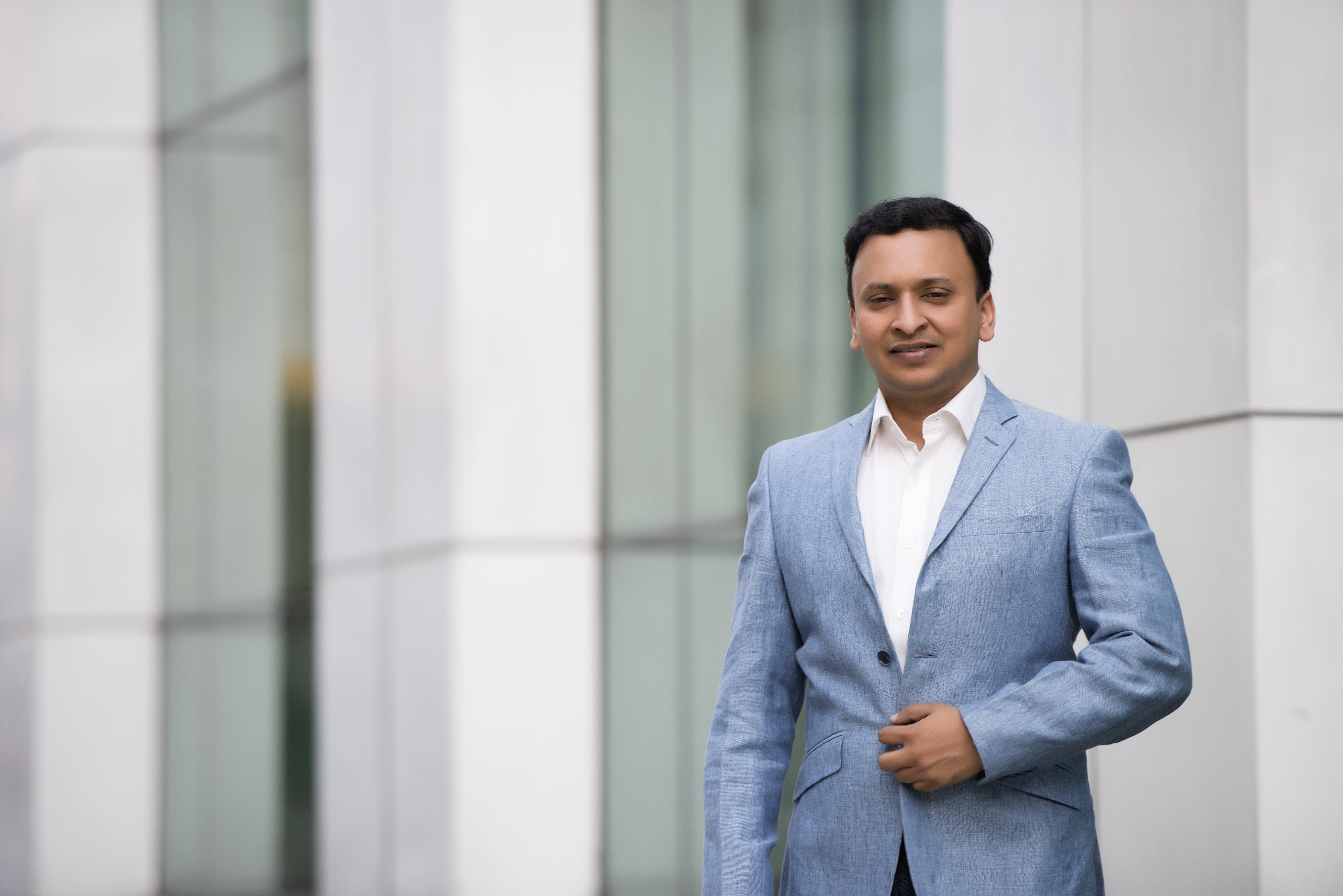 IT Marketing Leader: Apurva Chamaria, VP & Head of Corporate Marketing, HCL Technologies