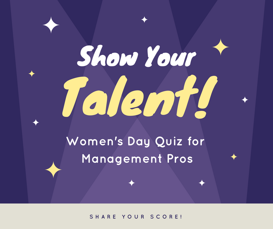 Take our Quick Quiz and see if you score a Perfect 10!
