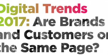 How Do Consumers Really Feel About 2017′s Digital Trends? [Infographic]