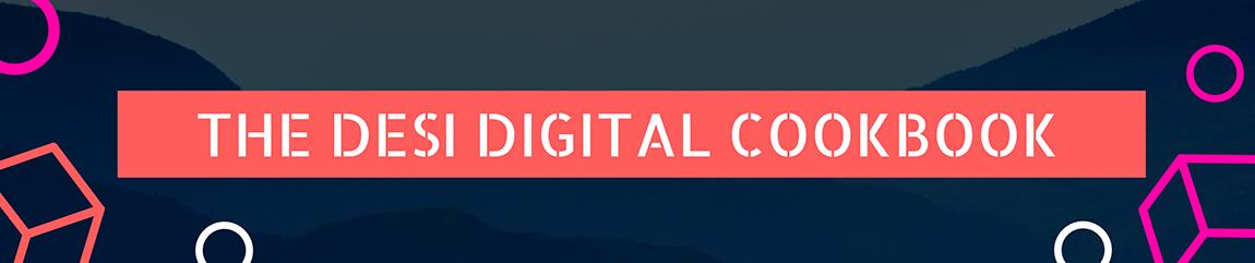 Desi Digital Cookbook