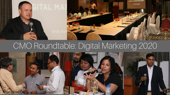 CMO Roundtable: Content Personalization Redefining Marketing in the Digital Age