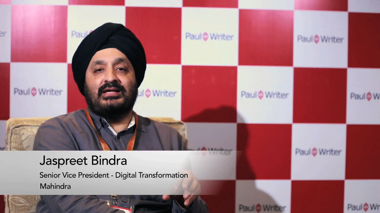Marketing 2020: Interview with Jaspreet Bindra, SVP – Digital Transformation, Mahindra