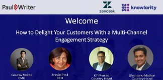 Webinar Report: How to Delight Your Customer With a Multi-Channel Engagement Strategy