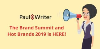 The Brand Summit & Hot Brands 2019 is HERE!