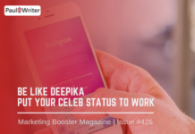 Be like Deepika - put your celeb status to work