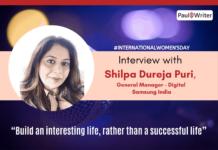 International Women's Day Interview with Shilpa Dureja Puri