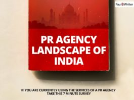 PR Agency Landscape of India