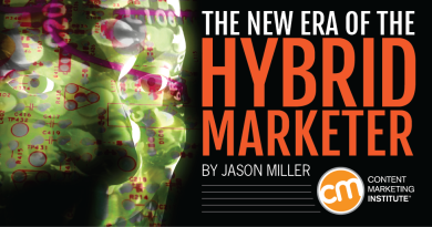 The New Era of the Hybrid Marketer