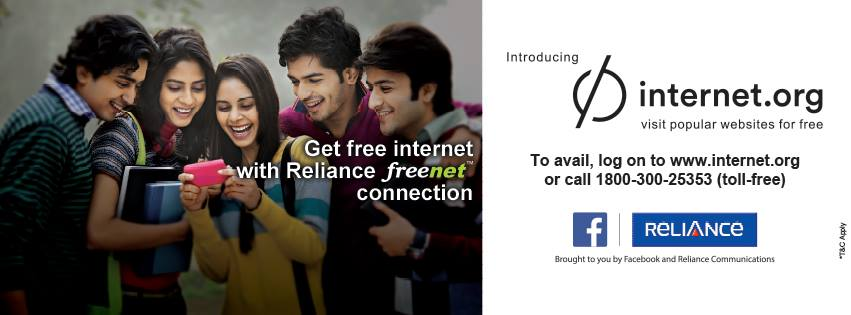 Is Facebook's Internet.org For India In Line With The Principles Of Net Neutrality