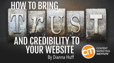 How to Bring Trust and Credibility to Your Website