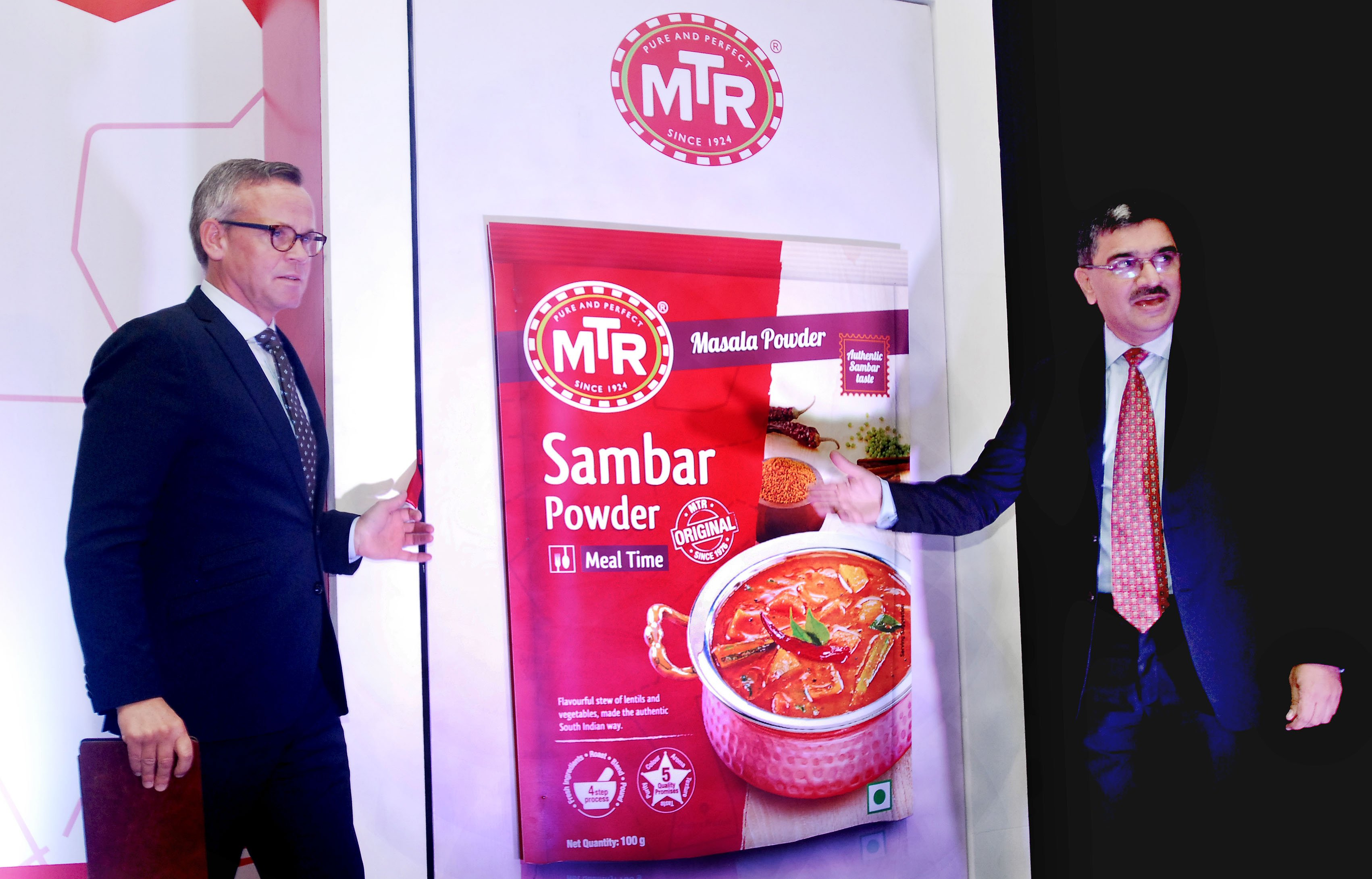MTR Foods Becomes Future-Ready With An All New Brand Identity
