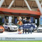 Hyundai Motor India Ltd. (HMIL), the country's second largest car manufacturer and the number one exporter since inception, today announced as an exclusive right to provide transportation of FIFA officials
