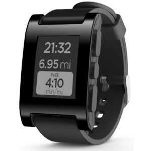 Tech- Pebble Smart watch/Amazon