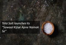 "Tata Salt Launches ""Sawal Kijiye Apne Namak Se"