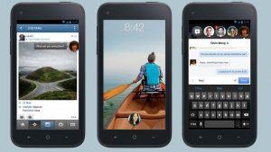 Tech- Facebook Home