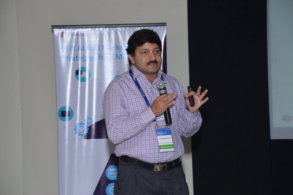 Vivekanand Pani, Co-Founder, Reverie Language Technologies
