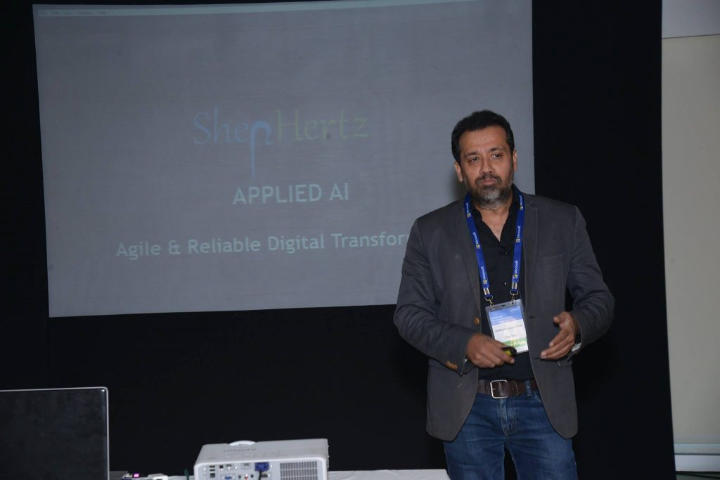 Siddhartha Chandurkar, CEO & Founder, ShepHertz Technologies