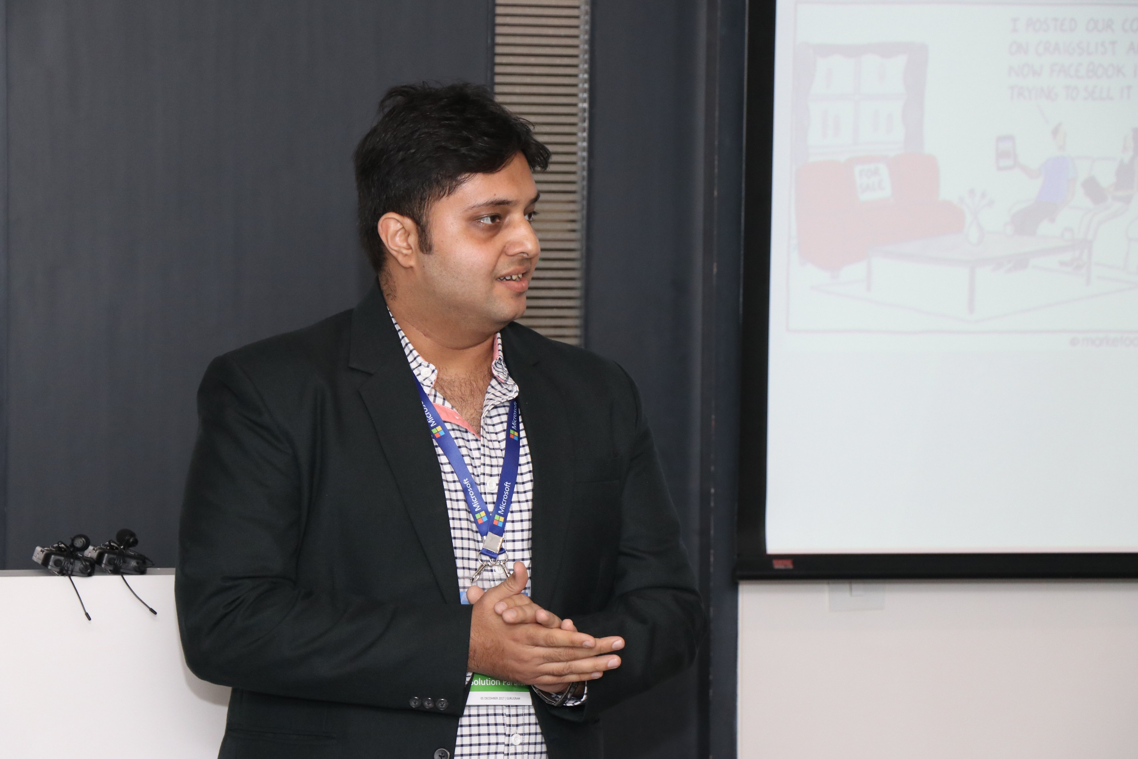 Microsoft Workshop: Vishal Sukheja, VP- Products, FirstHive