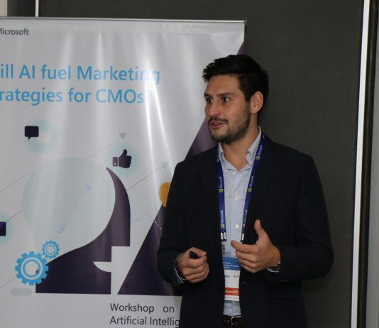 Microsoft Workshop: Ed Hunter, Head of India- LinkedIn Sales Solutions, LinkedIn India