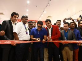 myG Launches South India's Largest Digital Showroom
