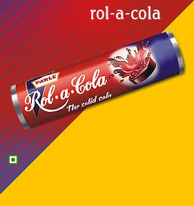 Candy Brand- Parle Rol-a-Cola