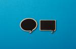 Social Media- SMS Concept