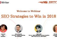 SEO Strategies: SEMRush Webinar