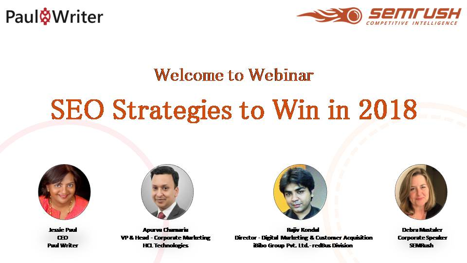 The 10-Minute Rule for Semrush Webinar