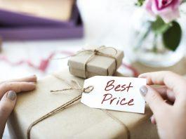 Festive Season Marketing: Best Price Offer Promotion Commerce Marketing Concept